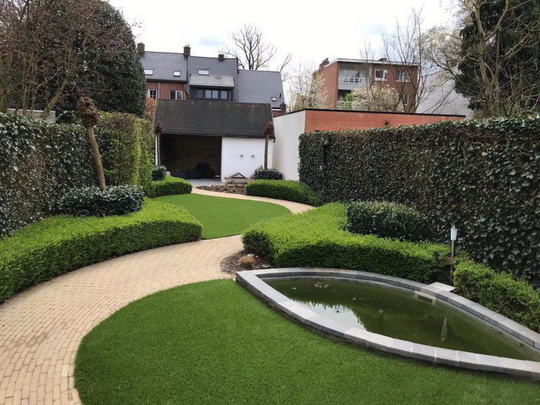 Kunstgras Veldhoven achtertuin