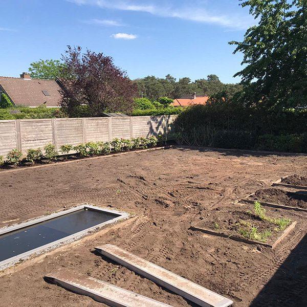 Gras verwijderen